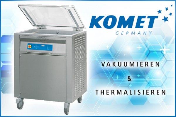 Rozšiřujeme výhradní zastoupení o firmu KOMET