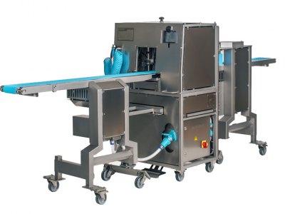 Omotávací stroj -  automatické provedení
