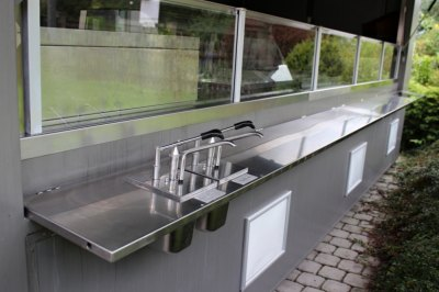 Imbisové centrum Maxi - RIBO GmbH